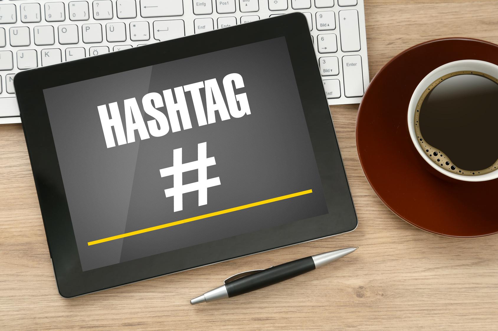 L'importanza degli Hashtag:perché usarli, come usarli.